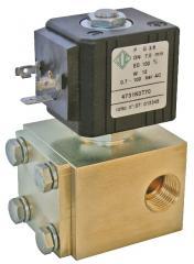 Электромагнитные клапаны высокого давления