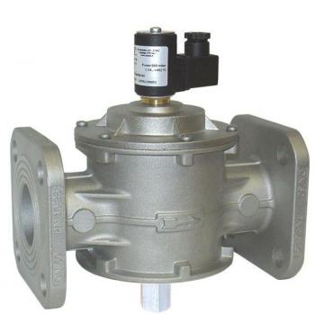 Электромагнитный клапан газовый MADAS M16/RM N.C. DN40 Р6 (фланцевый) НЗ