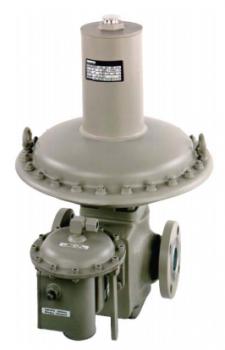 Регулятор давления газа Itron RBE 4032 DN 100 (с ПЗК SSV 8600)