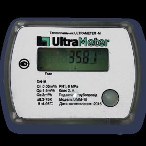 Счетчик тепла UltraMeter-M DN 20