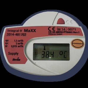 Счетчик тепла Integral - V MaXX