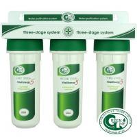 Трехступенчатая система очистки воды проточного типа VITAL ENERGY 5 GREEN LINE