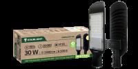 Светильник уличный светодиодный ENERLIGHT MISTRAL 30 Вт 6500K