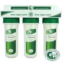 Трехступенчатая система очистки воды проточного типа VITAL ENERGY 8 GREEN LINE