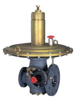 Регулятор давления газа Tartarini MBN/40‐АРА