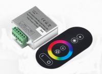 Радіо RGB Контролер 18 А (білий сенсорний пульт)