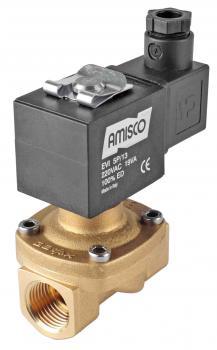 """Электромагнитный клапан GEVAX 1901 1/2"""" комбинированного действия НЗ 0 - 10 bar"""