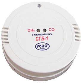 Сигнализатор газа СГБ-1-6