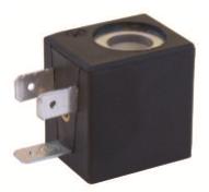 Катушка для электромагнитного клапана ODE LBA 05024AS, 24В, 50Гц, 5Вт