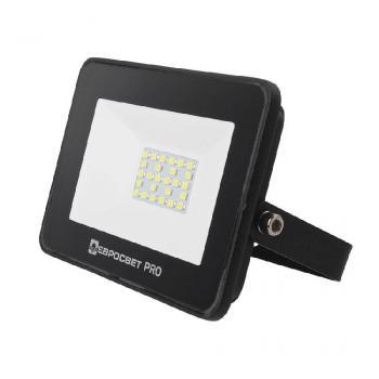Прожектор світлодіодний ЕВРОСВЕТ 20 Вт 6400 K EV-20-504 PRO 1800 Лм