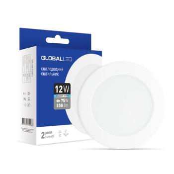 Встраиваемый светодиодный светильник GLOBAL SPN 12 Вт