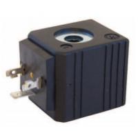 Катушка для электромагнитного клапана ODE UDA 12024CS, 24В пост., 12Вт