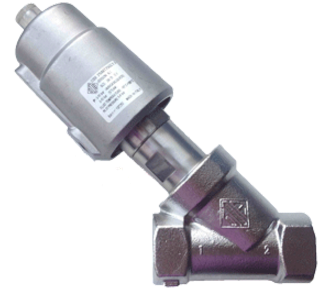 Клапан с пневмоприводом ODE НЗ 1″, 21IA6T25GC1-5