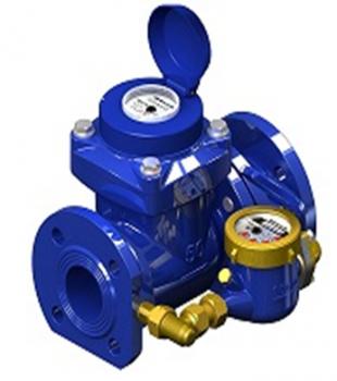 Счетчик воды Gross WPVD–UA 200/50