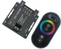 RGB-Контроллер 24 А -RF-6 кнопок