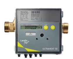 Ультразвуковой счетчик тепла ULTRAHEAT UН50B45C DN 25
