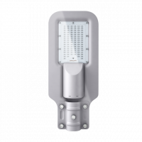 Вуличний консольний світлодіодний світильник GLOBAL STREET LED 100 Вт, 10000 Лм, 5000 К, IP66, широка КСС
