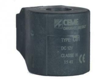 Электромагнитная катушка CEME B12 12 В DC