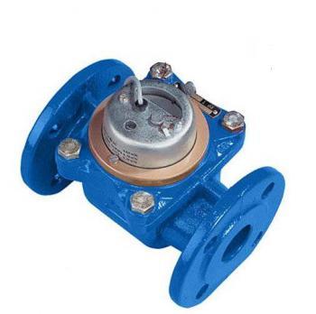 Турбинный счетчик холодной воды Powogaz MWN 80-NK FL с импульсным выходом