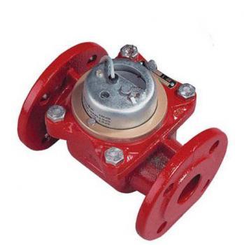 Турбинный счетчик горячей воды Powogaz MWN 130-NK-250 FL 200 с импульсным выходом