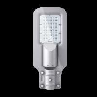 Уличный консольный светодиодный светильник GLOBAL STREET LED 60 Вт, 6000 Лм, 5000 К, IP66, широкая КСС