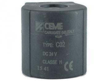Электромагнитная катушка CEME B12 24 В DC