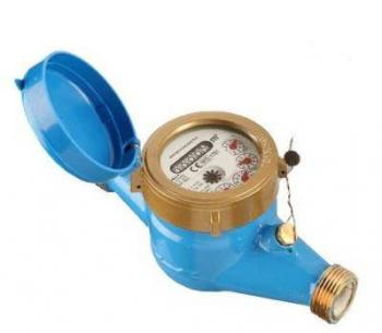 Многоструйный мокроходный счетчик холодной воды Powogaz WM-10 NKP