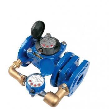 Спаренный счетчик холодной воды Powogaz MWN / JS  65 / 2,5-25