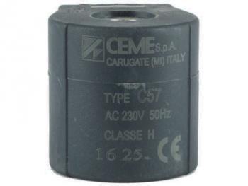 Электромагнитная катушка CEME B12 230 В DC