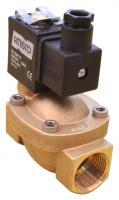 """Электромагнитный клапан GEVAX 1901 3/4"""" непрямого действия НЗ 0.5 - 16 bar"""