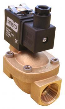 """Электромагнитный клапан GEVAX 1931 3/4"""" непрямого действия НЗ 0.5 - 16 bar"""