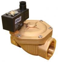 """Електромагнітний клапан GEVAX 1901 1 1/2 """" непрямої дії НЗ 0.5 - 10 bar"""