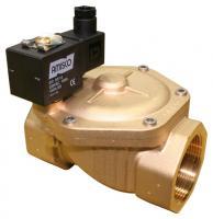 """Електромагнітний клапан GEVAX 2"""" непрямої дії НЗ 0.5 - 10 bar"""