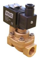 """Электромагнитный клапан GEVAX 1901 1/2"""" высокого давления НЗ 0.5 - 100 bar"""