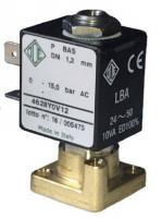 Электромагнитный клапан для компрессоров 3/2 ходовой ODE 4628Y0V12 N.С. 0-15 bar