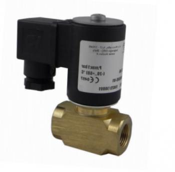 Электромагнитный  клапан MADAS VP7 Dn15 PN1  для природного газа (Латунь) НЗ автоматический