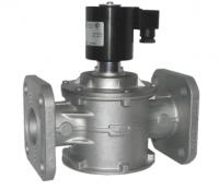 Электромагнитный  клапан MADAS EVPC/NC Dn50 PN0,36  для природного газа (Фланець) НЗ автоматический
