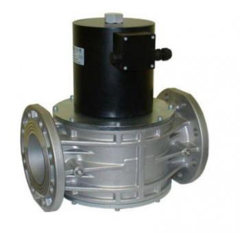 Электромагнитный  клапан MADAS EV-1 Dn100 PN1  для природного газа НЗ автоматический
