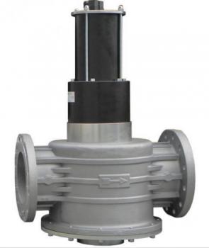Электромагнитный  клапан MADAS EVF Dn300 PN1  для природного газа НЗ автоматический