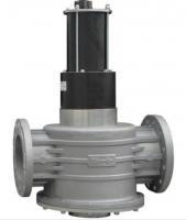 Электромагнитный  клапан MADAS EVF Dn350 PN1  для природного газа НЗ автоматический