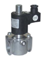 Электромагнитный  клапан MADAS EVAP/NA Dn25 PN0,36  для природного газа НО автоматический