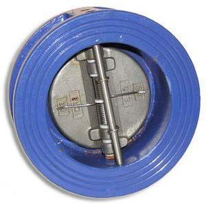 Обратный клапан межфланцевый STA Dn125  Pу16