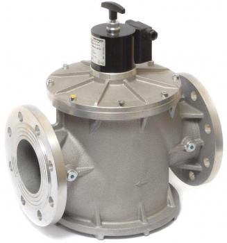 Электромагнитный клапан газовый Elektrogas EVRM6NC93 DN125 P6 FL НЗ