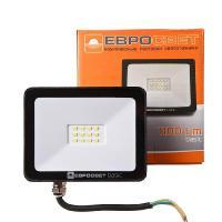 Прожектор світлодіодний ЕВРОСВЕТ 20 Вт 6400 К ES-20-504 BASIC-XL 1100 Лм