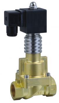 Электромагнитный клапан GAMA GW-15 1/2 для высоких температур нормально закрытый