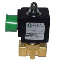 """Электромагнитный клапан для компрессоров 3/2 ходовой ODE 31A2AV20 N.С. 1/4"""" 0-10 bar"""