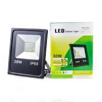 Прожектор світлодіодний ЕВРОСВЕТ 30 Вт 6400 К ES-30-01 1650 Лм SMD
