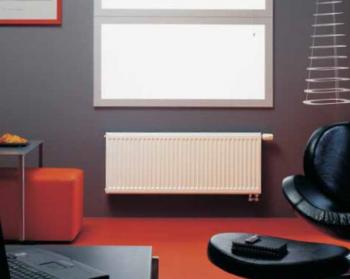 Стальной панельный радиатор Purmo Ventil Compact 11 500x1100, универсальное подключение