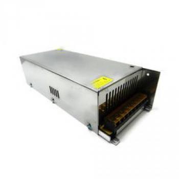 Блок питания перфорированный негерметичный 12 В 500 Вт Compact