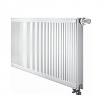 Стальной радиатор Kermi FKO 10 500x1100, боковое подключение